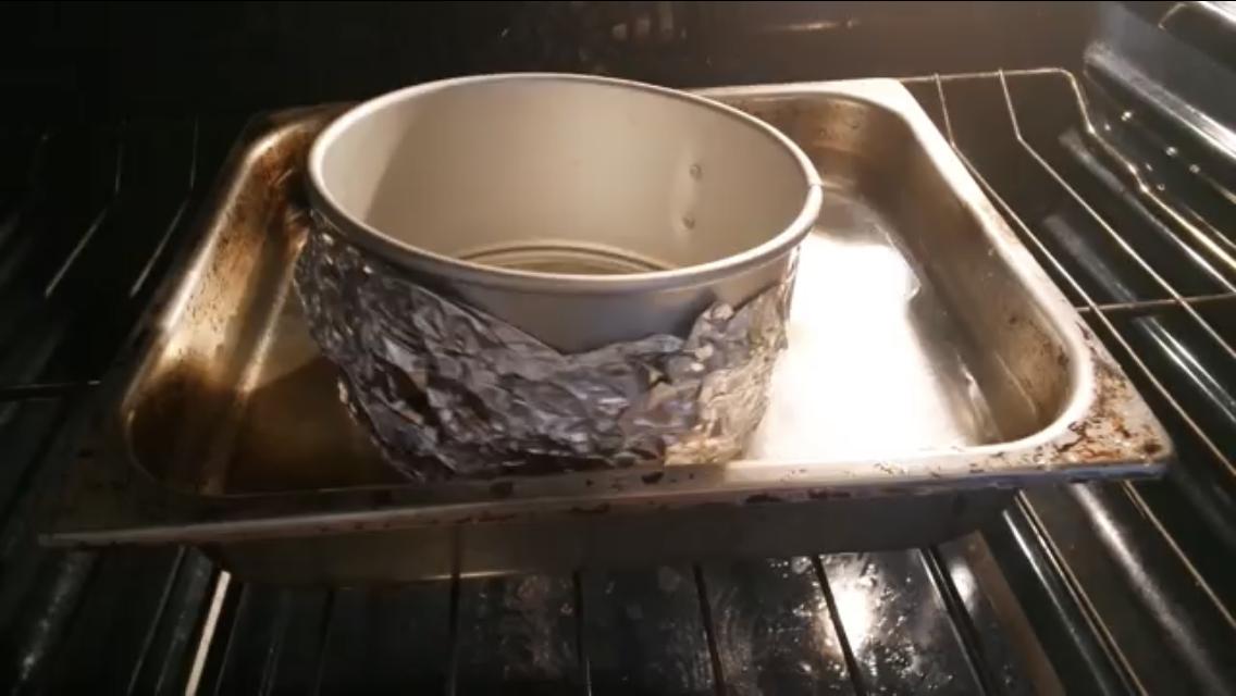 ظرف مناسب برای حمام آب یا بن ماری