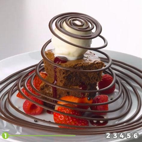 6 مدل دکور خارق العاده با شکلات