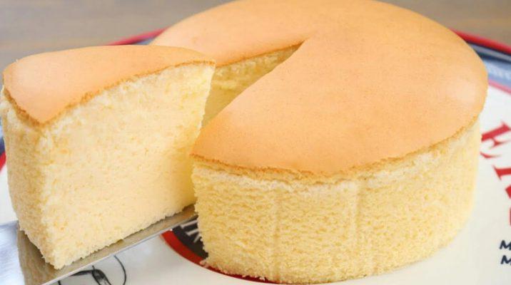 پف نکردن کیک
