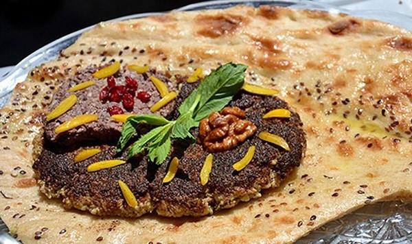 معروف ترین غذاهای اصفهان