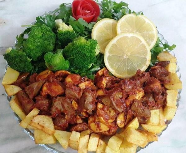 معروف ترین غذاهای زنجان