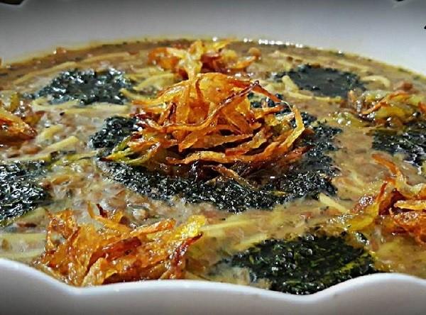 معروف ترین غذاهای کردستان